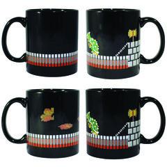 Mug - Mario - Mario Et Bowser Heat Change