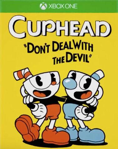 Cuphead - Cross Buy Xbox One/pc - Jeu complet - Version digitale