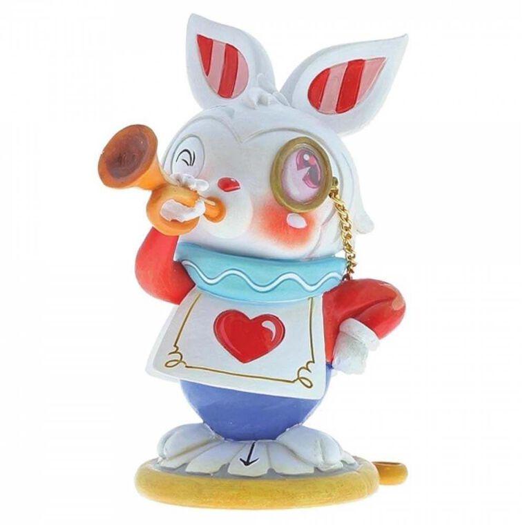 Figurine Miss Mindy - Alice au pays des merveilles - Lapin Blanc