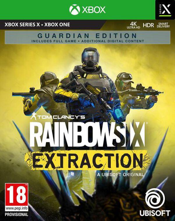 Rainbow Six Extraction Edition Gardien