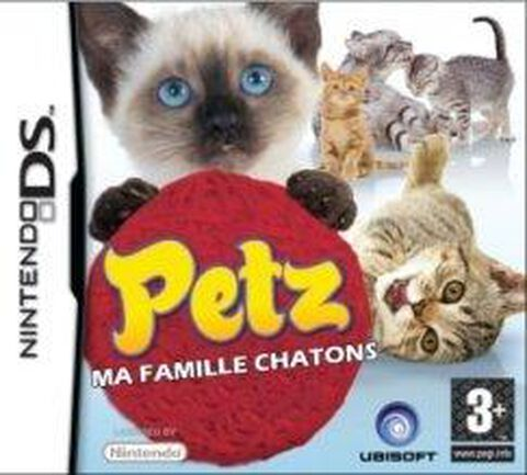 Petz, Ma Famille Chatons
