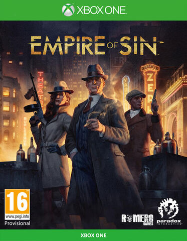 Empire Of Sin Dayone Edition