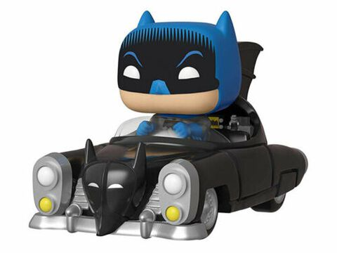 Figurine Funko Pop! N°277 Ride - Batman 80th - Batman (1950)
