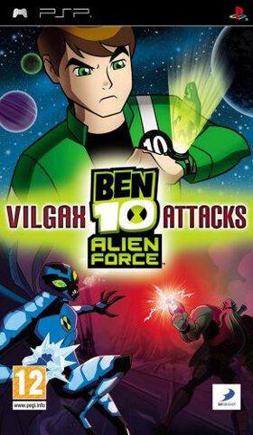 Ben 10 Alien Force, Vilgax Attacks