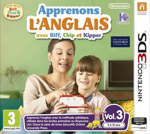 Apprenons L'anglais avec Biff, Chip et Kipper Volume 3
