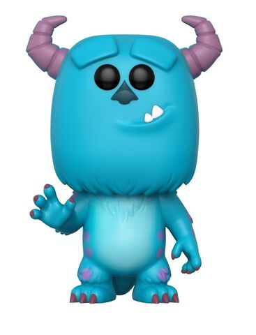 Figurine Funko Pop! N°385 - Monstres et Cie - Sulley
