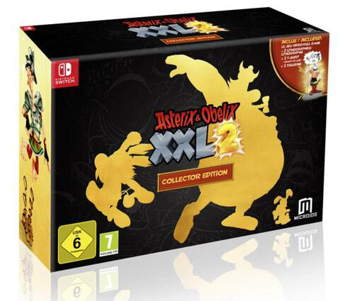 Asterix XXl 2 Edition Collector