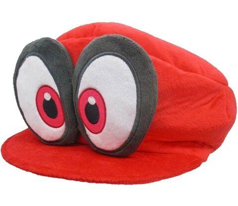 Casquette - Super Mario Odyssey - Peluche 24 cm