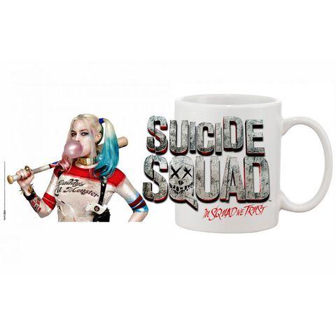 Mug - Suicide Squad - Harley Bubble Gum