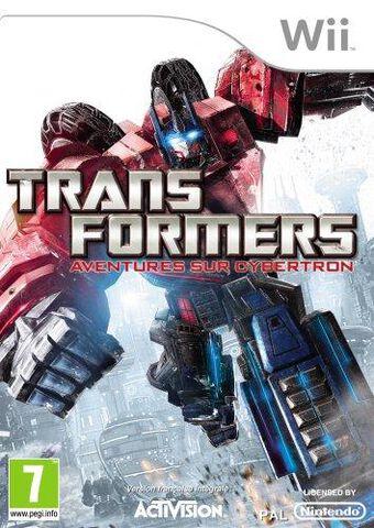 Transformers, Aventures Sur Cybertron
