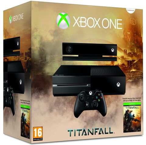 Pack Xbox One + Titanfall