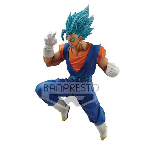 Figurine - Dragon Ball Super - In Flight Fighting Super Saiyan Vegito Bleu