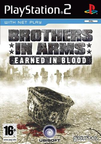 Brothers In Arms, Earned In Blood