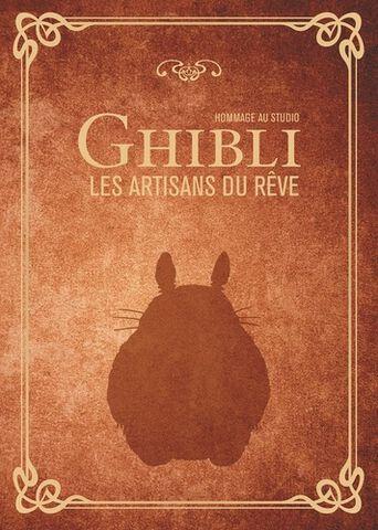 Livre - Ghibli Les Artisans du Rêve