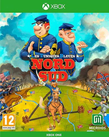 Les Tuniques Bleues Nord & Sud