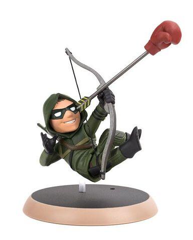 Statuette - Dc Comics - Qmech Green Arrow