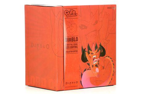 Figurine Cute But Deadly - Diablo - Colossal Diablo lumineux 20 cm
