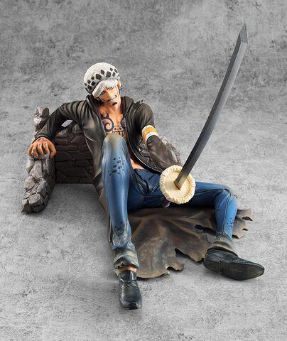 Figurine - One Piece - Trafalgar Law Excellent Model Edition Limitée