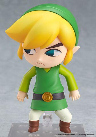 Figurine - Nendoroid - Link The Wind Waker
