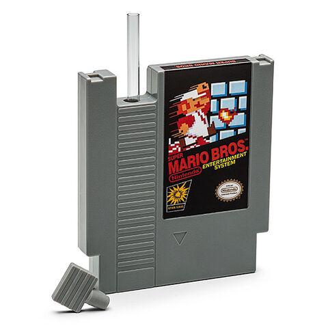 Gourde - Super Mario Bros - Cartouche de jeu 130 ml