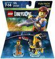Figurine Lego Dimensions Emmet - La Grande Aventure Lego