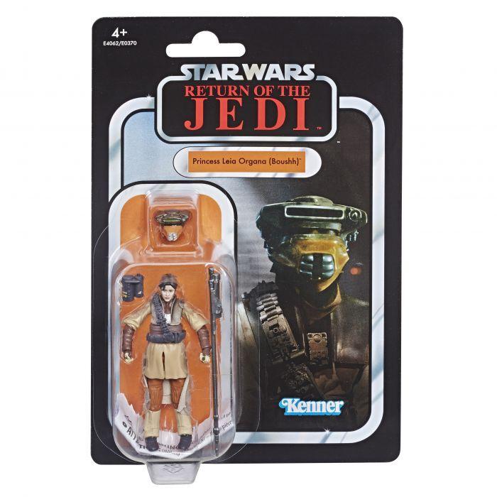 Envoi gratuit. Star Wars The Rétro Collection Princesse Leia Organa NEUF