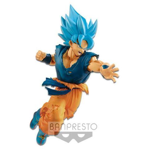Figurine - Dragon Ball Super - Ultimate Soldiers Sangoku Super Saiyan God