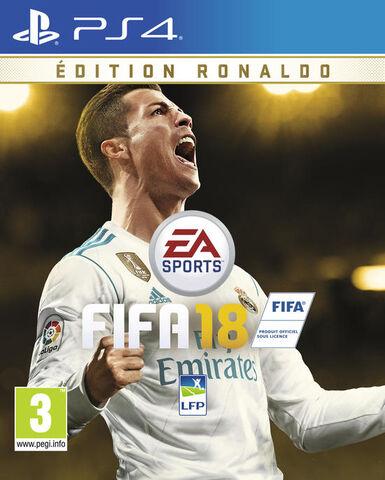 FIFA 18 Edition Ronaldo