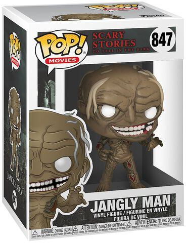 Figurine Funko Pop! N°847 - Scary Stories - Jangly Man