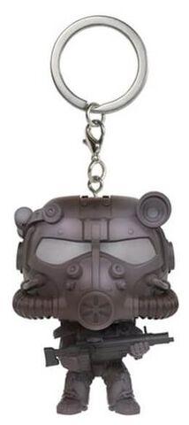 Porte-clés - Fallout - Toy Pop T-60 Power Armor