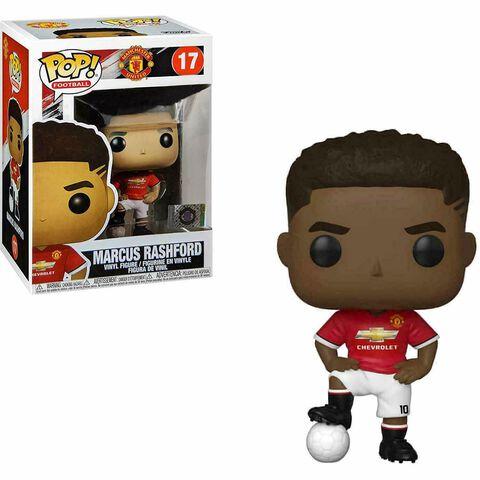 Figurine Funko Pop! N°17 - Football - Marcus Rashford (man U)