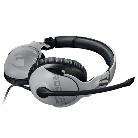 Casque Gaming Khan Pro Competitive High Resolution Blanc