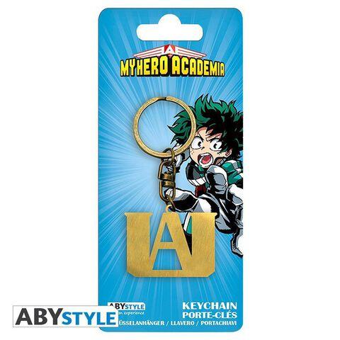 Porte-clés - My Hero Academia - Emblème U.a.