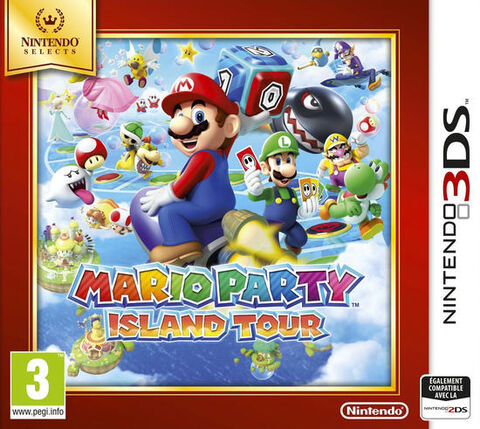Mario Party Island Tour Selects