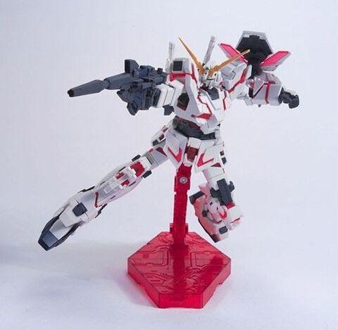 Maquette - Gundam - 1/144 Hguc Rx-0 Unicorn Dest