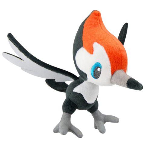 Peluche - Pokémon - Picassaut 17 cm