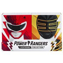 Figurine - Power Rangers - Pack 2 Figurines Premium 15 Cm