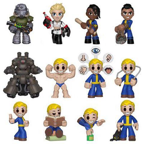 Figurine Mystère - Fallout - S2 Assortiment