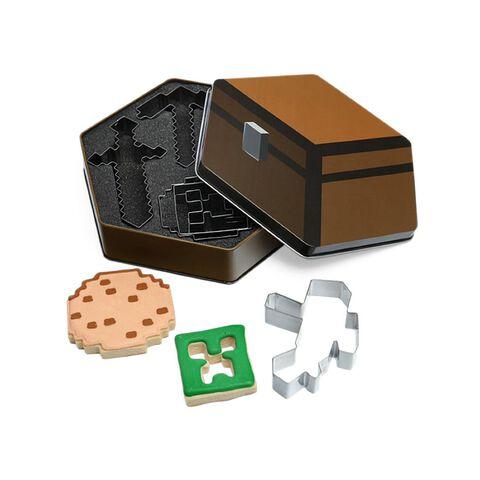 Emporte-pièces  Minecraft - Pack 5