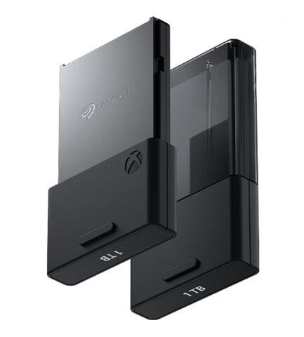 Carte Extension Memoire Seagate Xbox 1to X/s