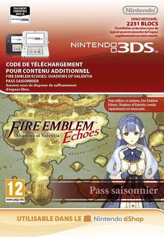 Fire Emblem Echoes - Season Pass - Version digitale