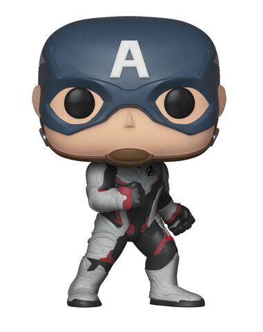 Figurine Funko Pop! N°450 - Avengers Endgame - Captain America