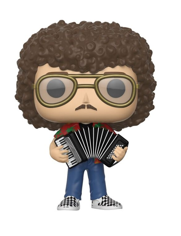 Figurine Funko Pop! N°74 - Weird Al Saison 4 - Yankovic