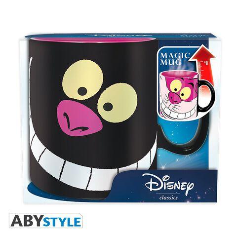 Mug - Disney - Heat Change Alice Cheshire 460 ml