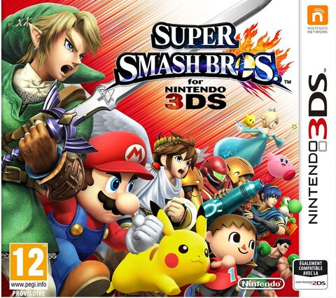 Super Smash Bros. pour Nintendo 3DS