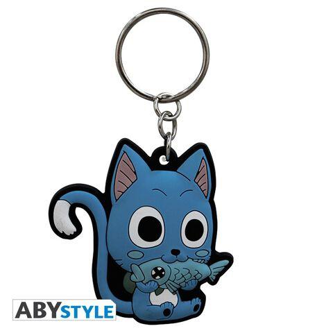 Porte-clés - Fairy Tail - Happy