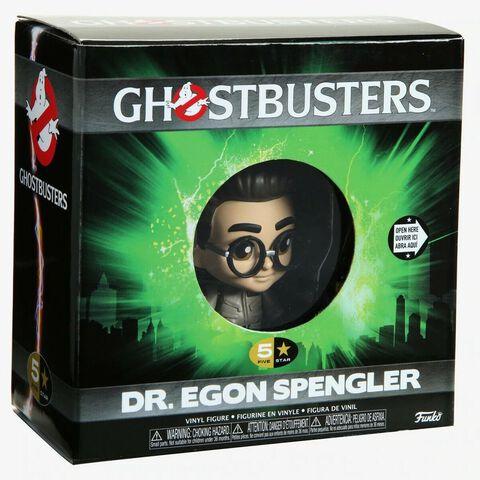 Figurine 5 Star - Sos Fantômes - Dr. Egon Spengler