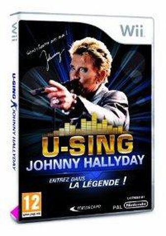 U-sing Johnny Hallyday