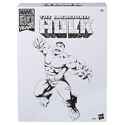 Figurine - Marvel - Vintage Hulk