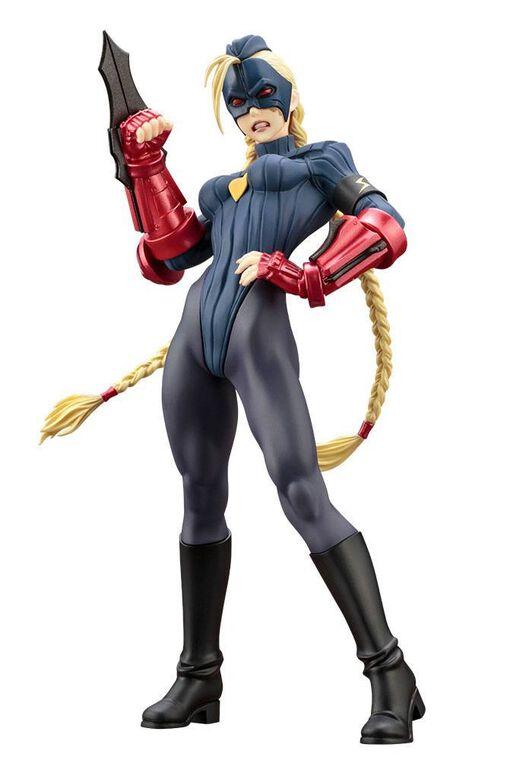 Statuette Kotobukiya Bishoujo - Street Fighter - Decapre